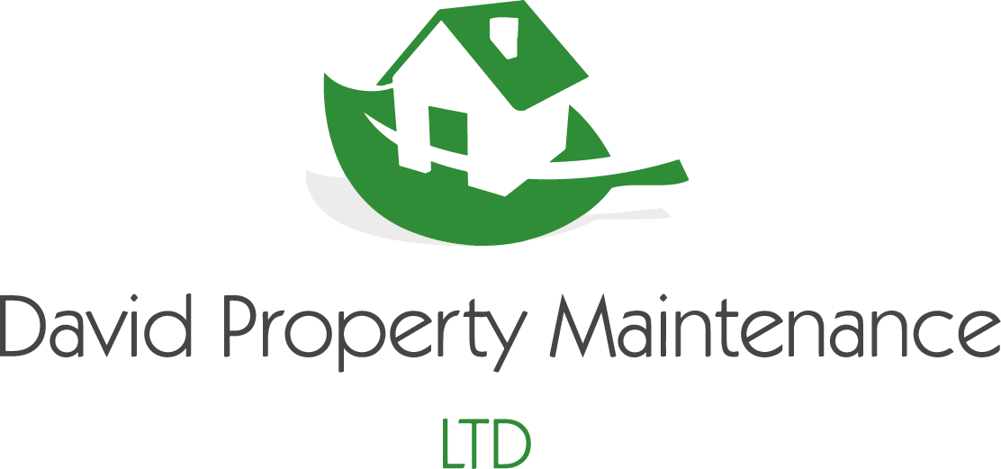 Logo David Property Maintence - PNG